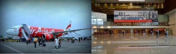 Changi, Air Asia