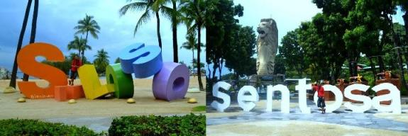 The Merlion, Siloso