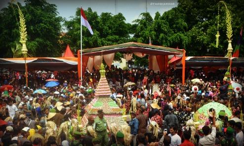 Prosesi Grebeg Gethuk, Perayaan Hari Jadi Kota Magelang ke 1106