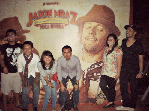 After Jason Mraz Concert
