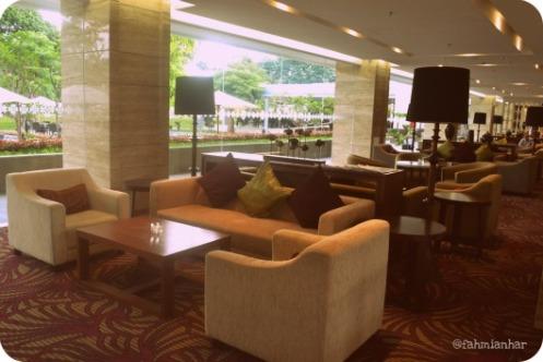Lounge Hotel Ambarrukmo