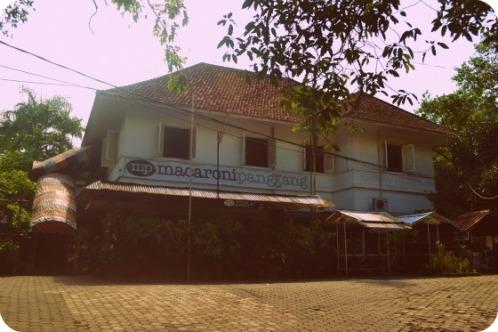 Outlet Macaroni Panggang Bogor