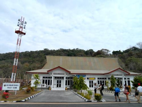Bandara Mali Alor