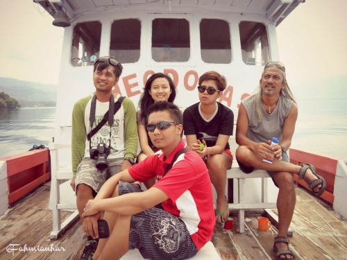 Full Team Nescafe Journey - Sail To Alor