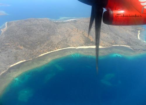 Melintasi Pulau-Pulau Kecil NTB