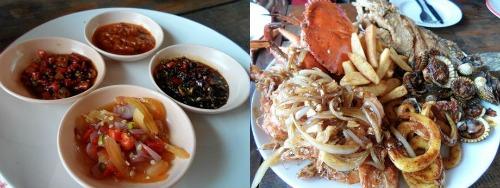 Seafood Labuan Bajo