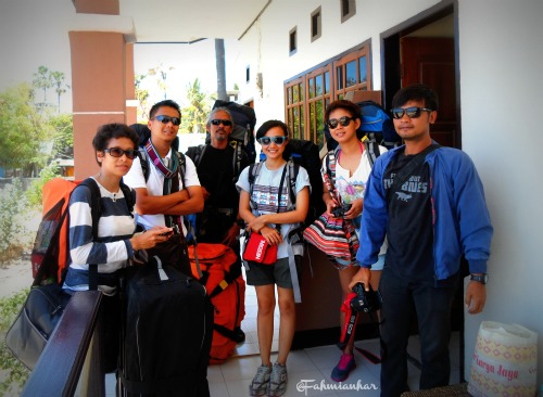Last Packing - Kupang