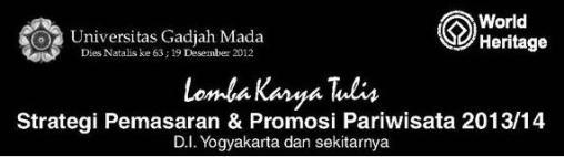 Optimalisasi Sumber Daya, Strategi Pemasaran Wisata Yogyakarta