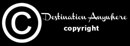 copyright destination anywhere
