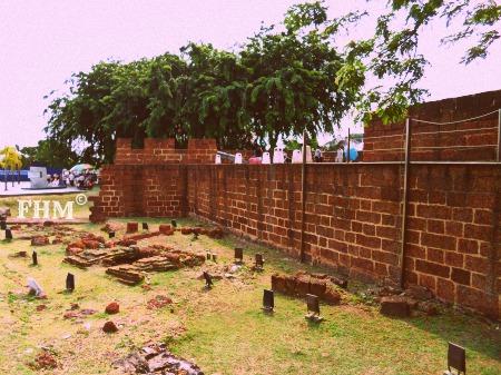 Fort Malacca, Melaka, Malaka