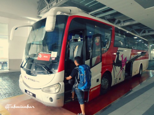 Metro Bus KL to Mellaca