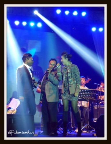 Syaharani Ecky Lamoh & Matthew Sayerz