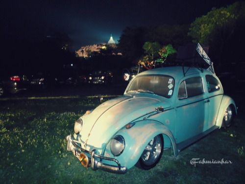 VW Beetle Borobudur Jazz