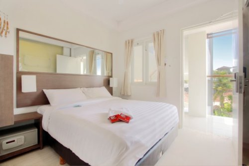 tune hotels legian bali double room