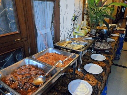 De Solo Hotel - Breakfast Buffet