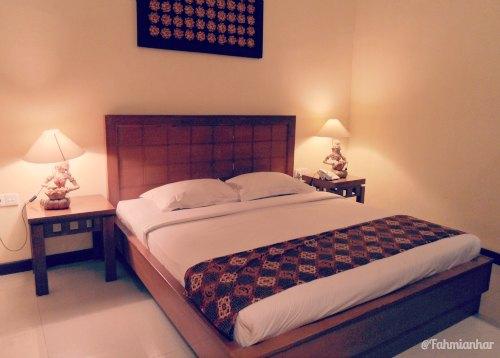 De Solo Hotel Double Bed Room