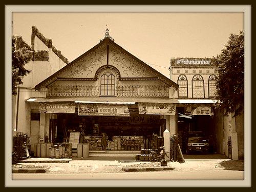 Lasem Heritage Site