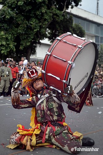 Canka Lokananta AKMIL - Bass Drum