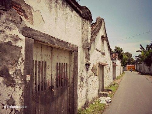 Jalan Dasun Lasem - Heritage Street