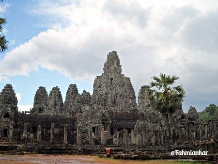 Bayon Temple Angkor Wat Siem Reap