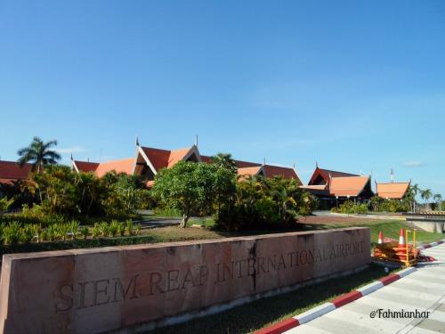 siem reap international airport cambodia