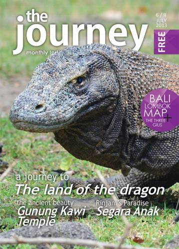 The Journey Magazine Indonesia July 2013