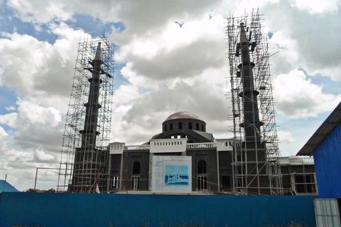 Masjid Phnom Penh Kamboja