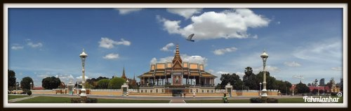 Royal Palace - Kingdom of Cambodia
