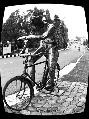Sepeda Bisu Magelang