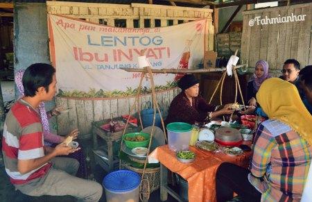 Warung Lentog Kudus Tanjung