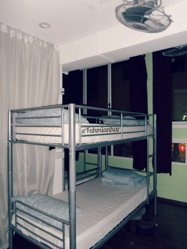 Beary Good Hostel Singapore - Dormitory Room
