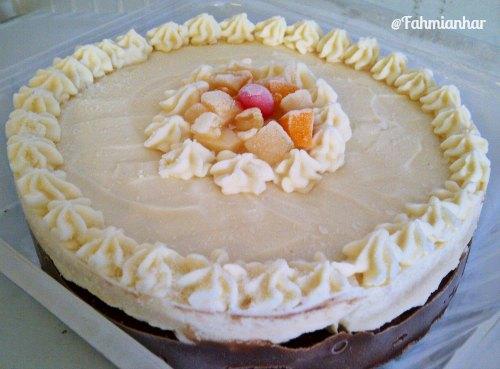 Ice Cream Cake Mahkota Magelang