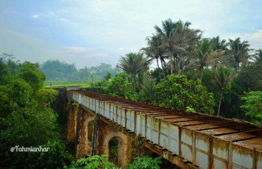 Jembatan Talang Air Magelang