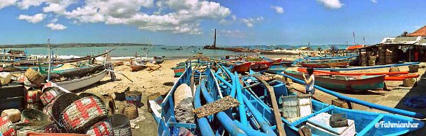 Pantai Kedonganan Bali #savesharks