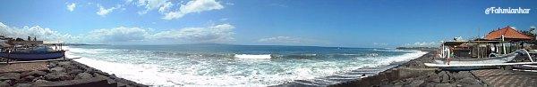 Pantai Lebih Gianyar Bali #savesharks