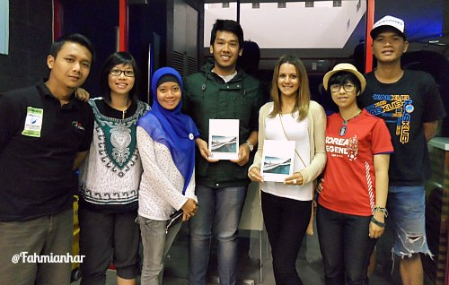 Save Sharks Indonesia, CI & Manta Trust