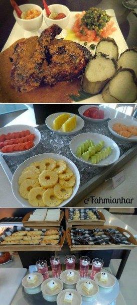 Makanan Atria Hotel Magelang