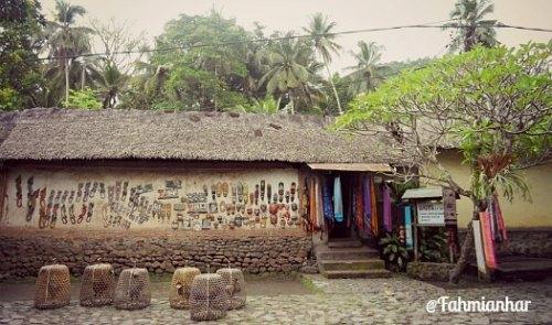 Desa Adat Tenganan Pegringsingan Karangasem Bali