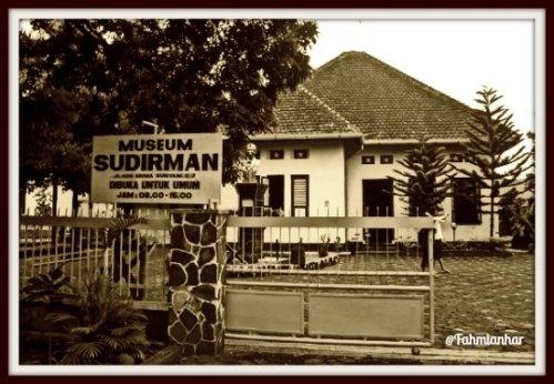 Museum Sudirman Magelang