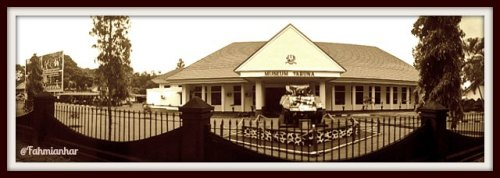 Museum Taruna Abdul Jalil di Kompleks AKMIL Magelang