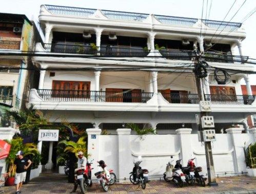 Eighty8 Hostel Backpackers Phnom Penh Cambodia