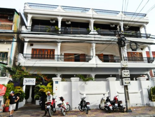 Eighty8 Hostel Backpackers Phnom Penh Cambodia