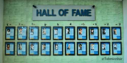 Hall of Fame PB Djarum Kudus
