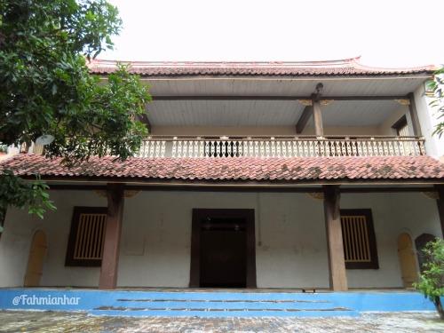 Rumah Candu Lawang Ombo Lasem