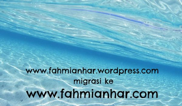 fahmianhar blog